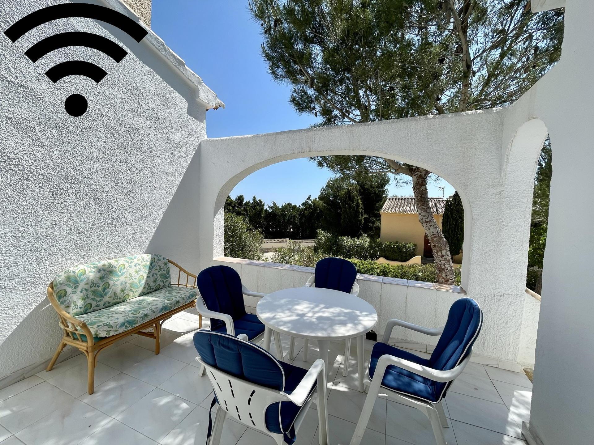 Bungalow -                                       Benitachell -                                       2 bedrooms -                                       4 persons