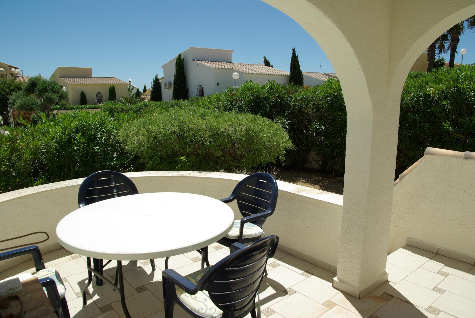 Villa -                                       Benitachell -                                       2 bedrooms -                                       4 persons