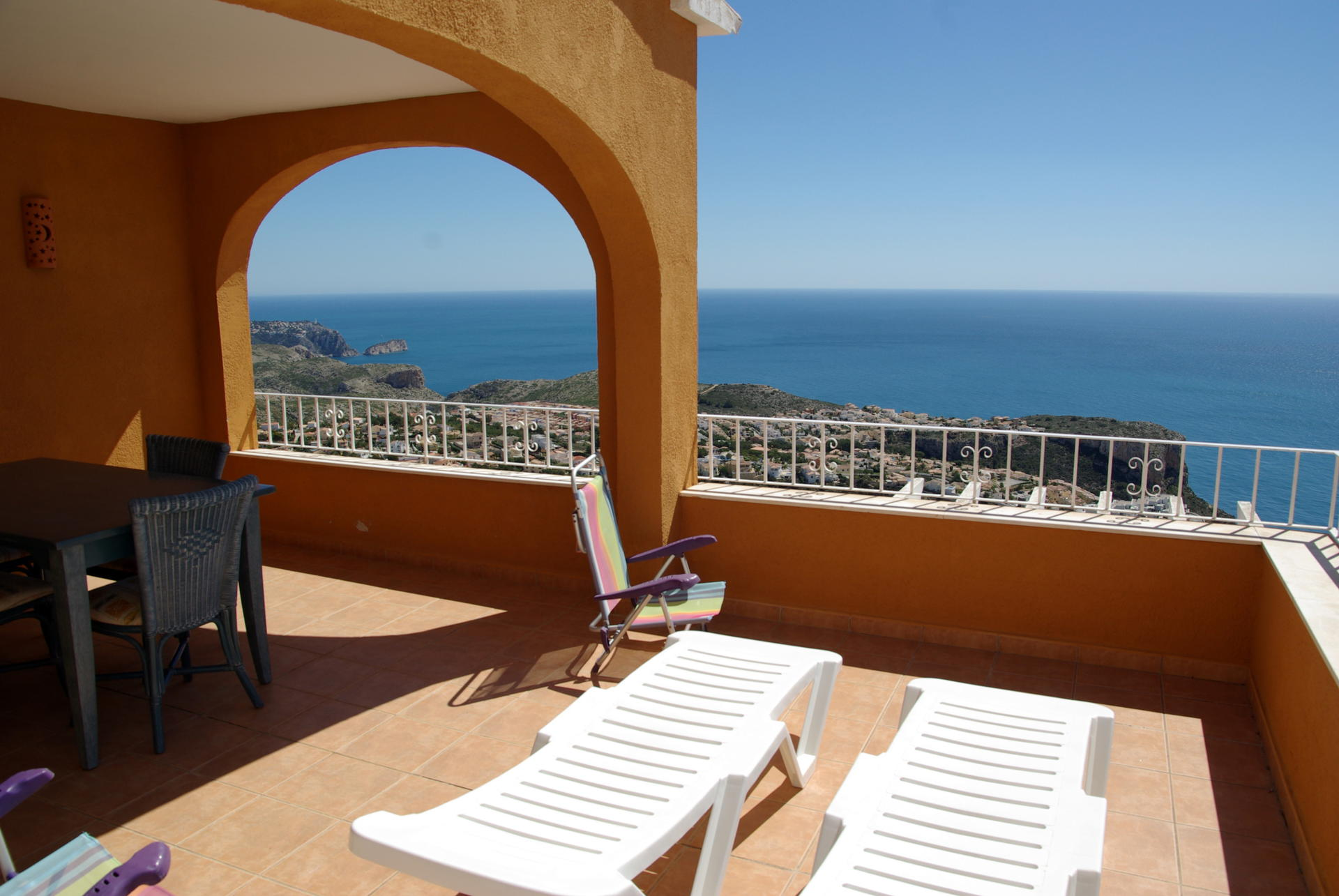 Penthouse -                                       Benitachell -                                       2 bedrooms -                                       4 persons
