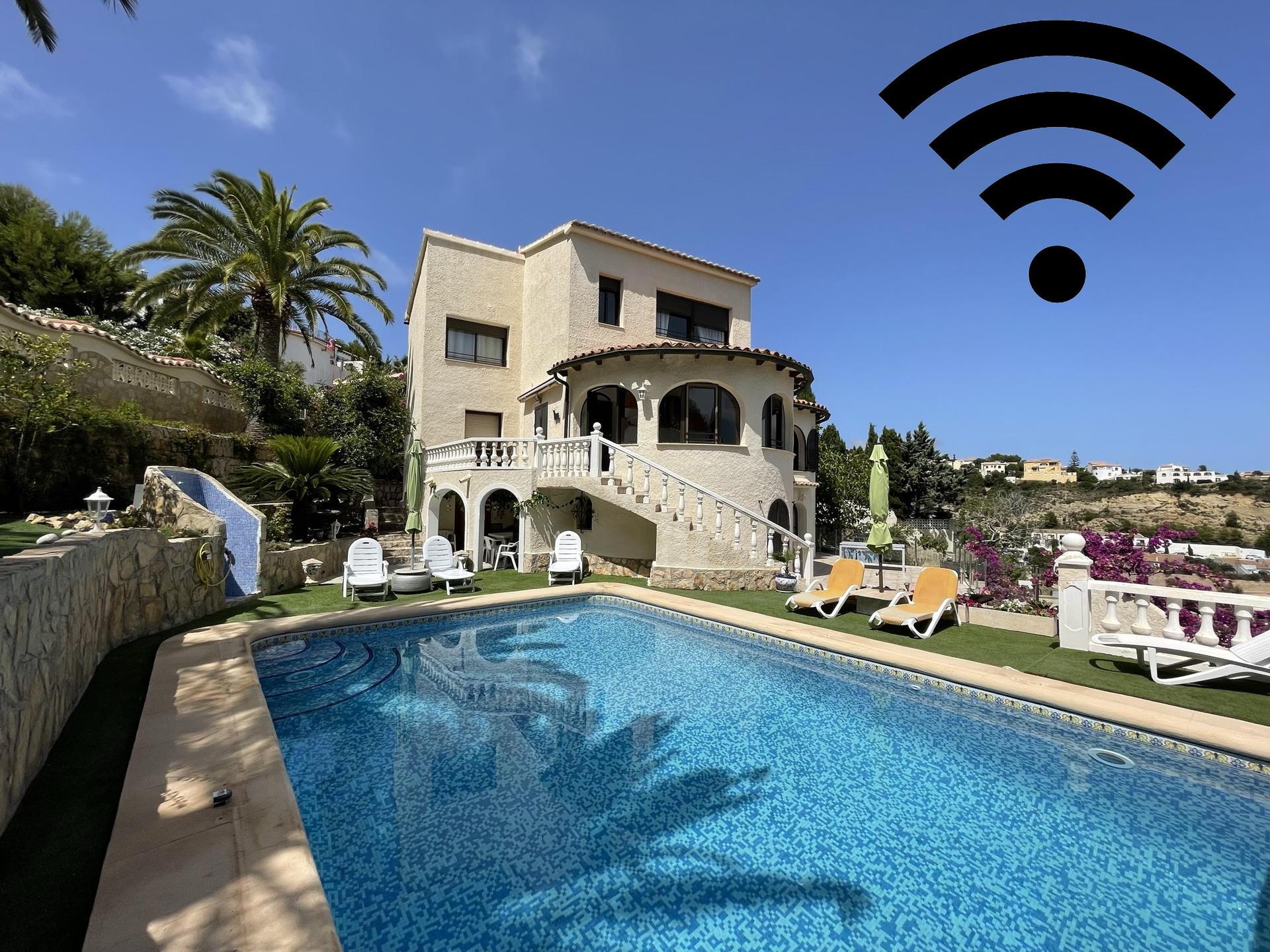 Villa -                                       Benitachell -                                       3 bedrooms -                                       6 persons